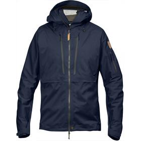 Fjällräven Keb Eco-Shell Jacket Men dark navy